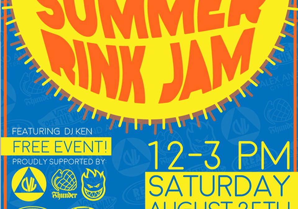 Summer Rink Jam