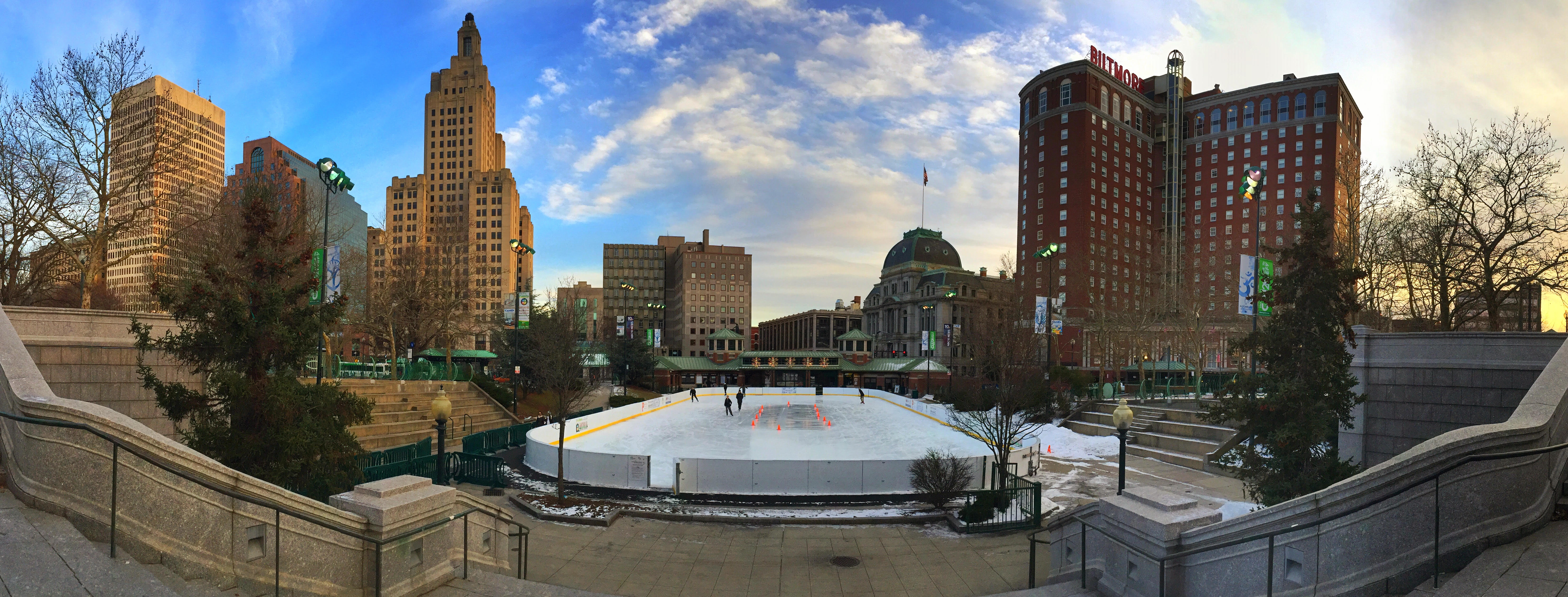 The Providence Rink The Providence Rink