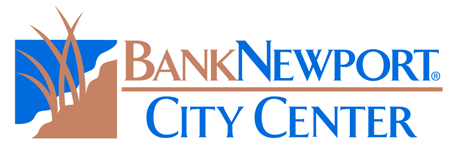 Bank Newport City Center Logo