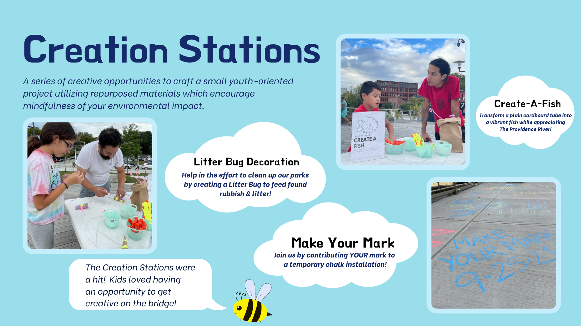 Creation Stations